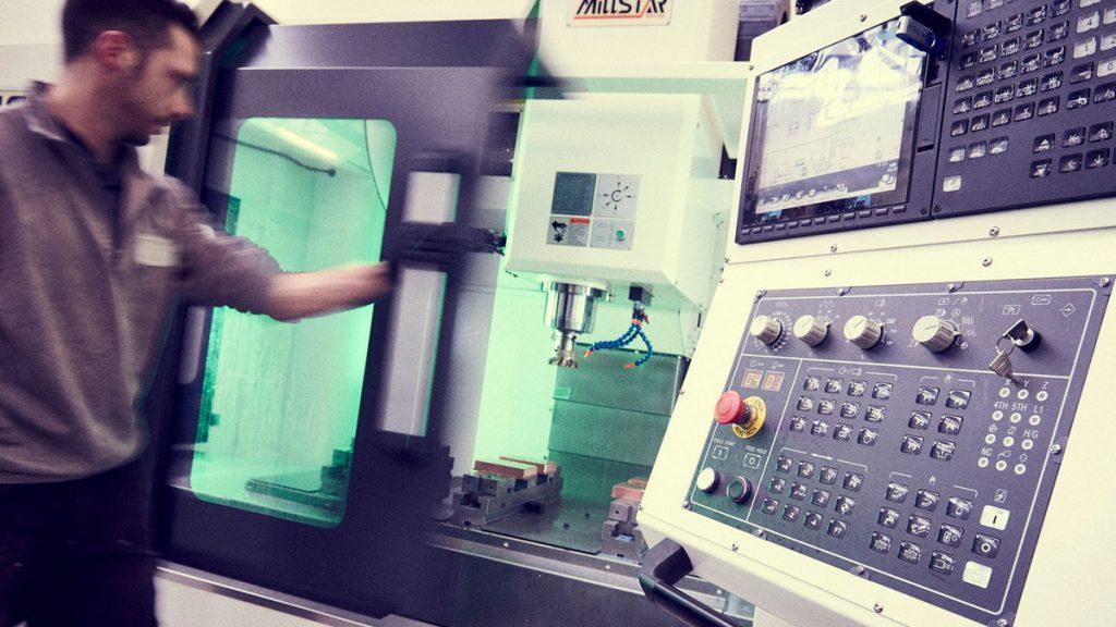 fotografia industriale