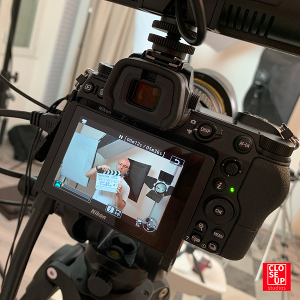 Video-Corso di fotografia per e-commerce